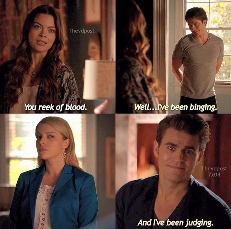 TVD 7x04 | Damon and Stefan | Quotes
