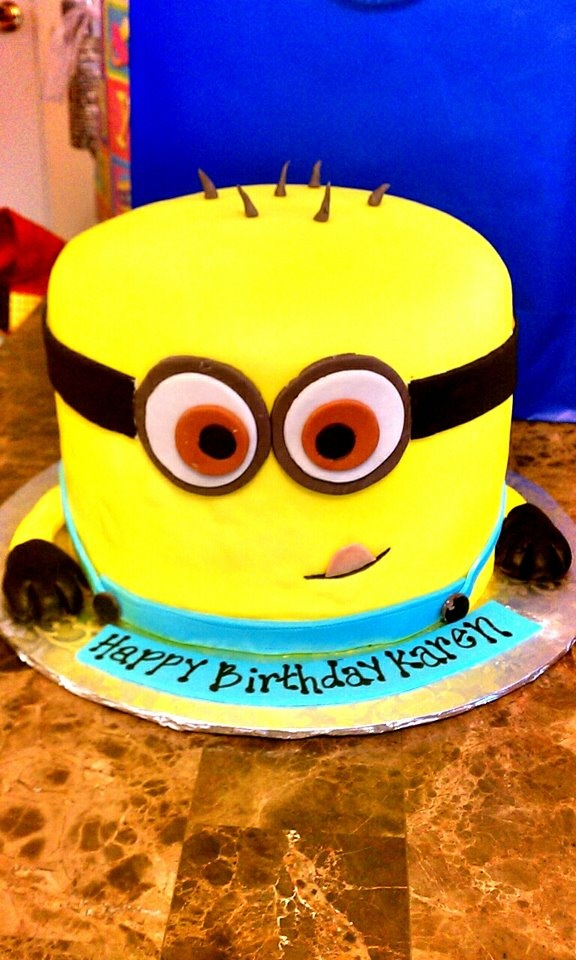 114 best Minion Birthday Party images on Pinterest