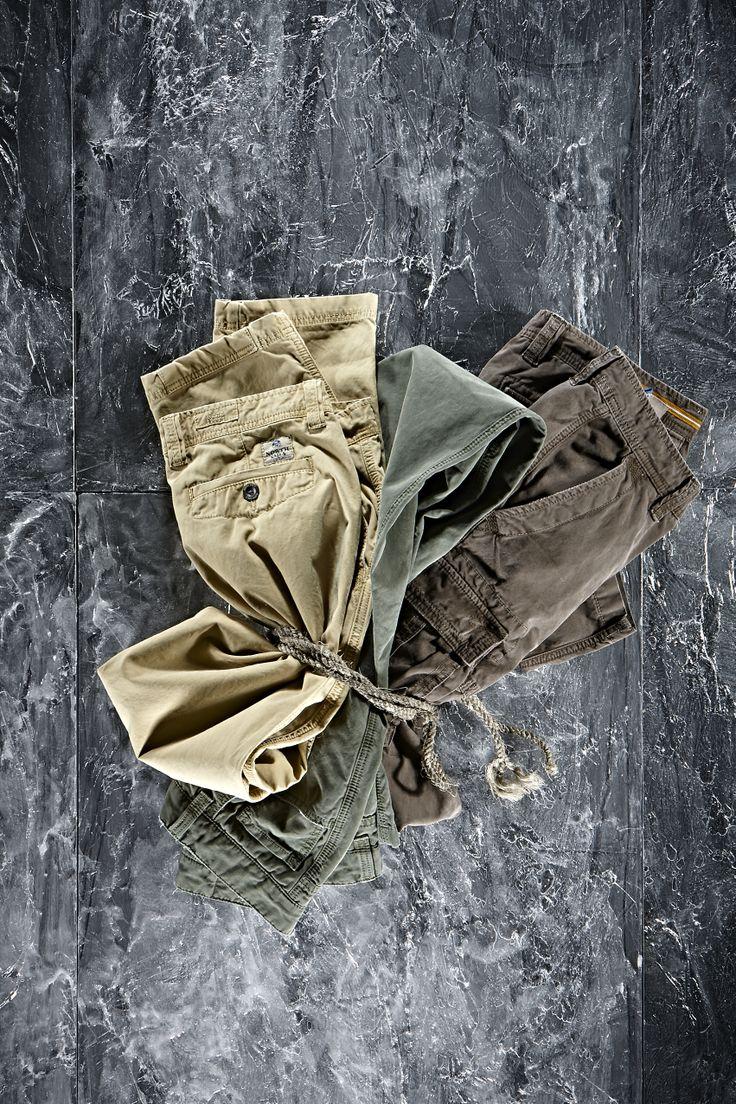 #NorthSails #Lookbook #collection #fall #winter #2013 #2014 #pants #cargo #Cesare #Medri