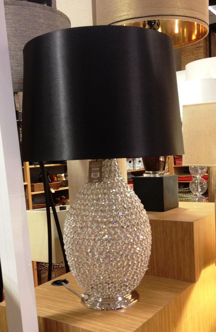 Beautiful crystal lamp from Pier One Imports. $300 ...