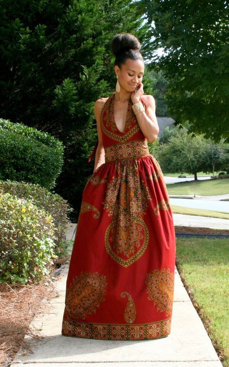 cool 44 Modern African Dresses Styles 2017  http://lovellywedding.com/2017/12/13/44-modern-african-dresses-styles-2017/