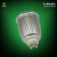 9W LED GU10 spotlights