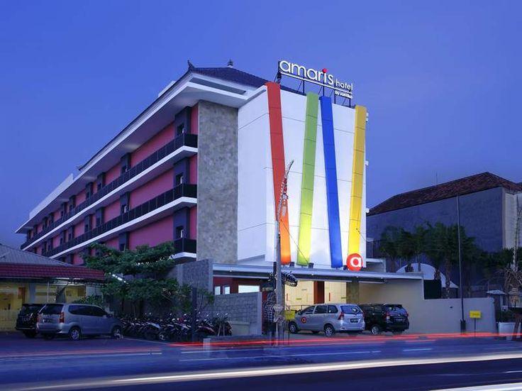 Amaris Hotel Dewi Sri - Kuta Bali Hotel –   Amaris Hotel Dewi Sri's facilities : 24-hour front desk, car park, elevator, luggage storage, newspapers, restaurant, safety deposit boxes, smoking area, vending machine, outdoor pool, pool (kids), free Wi-Fi in all rooms, Wi-Fi in public areas. Designed for both business and leisure travel, Amaris Hotel Dewi Sri... #amarishoteldewisri