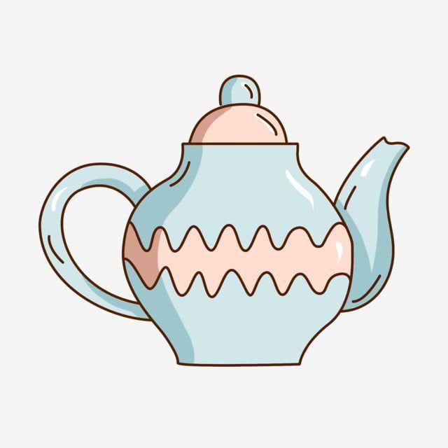 إبريق الشاي الأزرق إبريق الشاي إبريق جميل إبريق الشاي الكرتون فنجان إبريق إبريق الشاي مرسومة باليد ابريق الشاي Png وملف Psd للتحميل مجانا Tea Pots Blue Teapot Cartoon