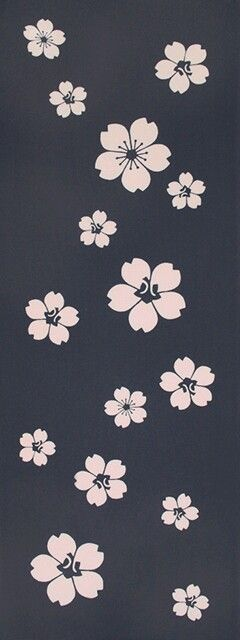 "Tenugui design - かまわぬ. ""裏桜"";女性的な桜の優しい雰囲気とは対照的に、落ち着いた色目とデザインで、男性に使って欲しい桜。""(c) ... 東京桜満開 @ 2016/3/31pm"