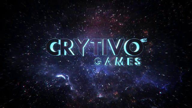 Заставка для игровой студии.  Клиент: Crytivo Games Продакшен: студия «Две Вороны» Моушн-дизайн, саунд-дизайн : Виталий Мовша