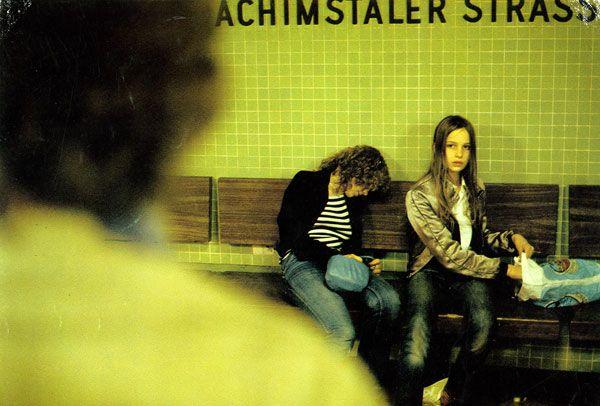 Natja Brunckhorst - Christiane F. - Wir Kinder vom Bahnhof Zoo