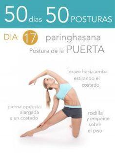 Monica Gordillo Arroyo - álbumes - 50 días 50 posturas