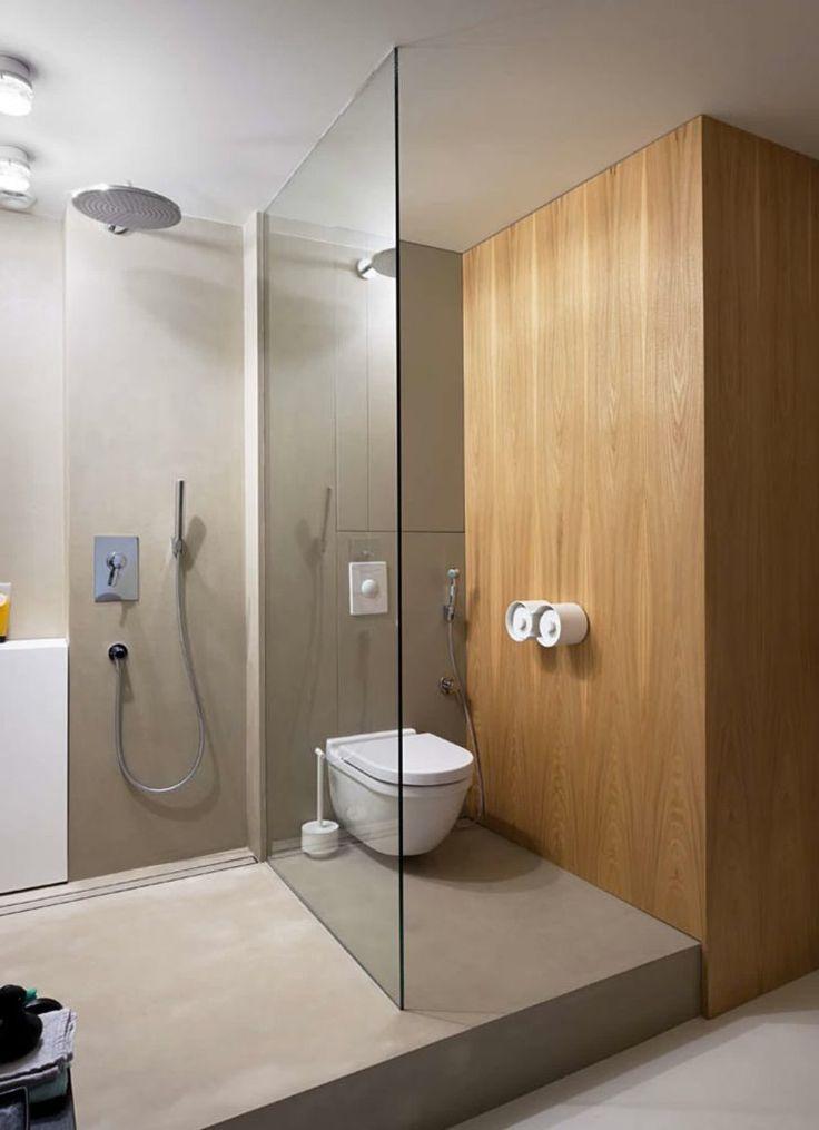 Oltre 25 fantastiche idee su case a un piano su pinterest - Piatto doccia incassato nel pavimento ...
