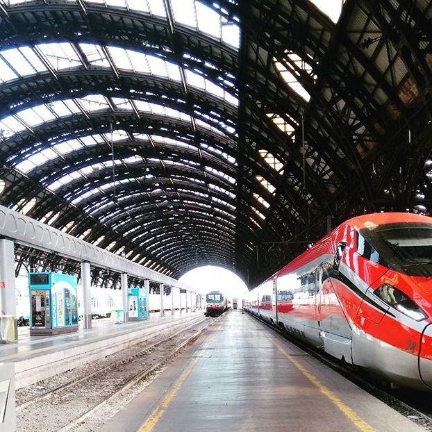 #Milano centrale