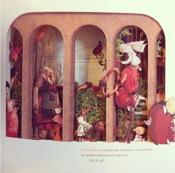 Beautiful book from Rebecca Dautremer!