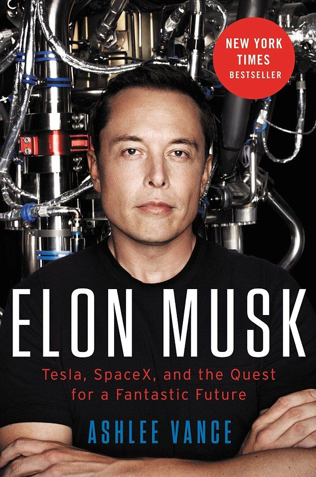 South African-born Elon Musk had a brutal upbringing, a new book reveals. Schoolmates didn't like the young know-it-all and he was kicked, shoved down a flight of stairs.