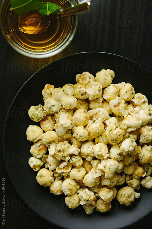 Series About Unusually Flavoured Popcorn For Adults Black Candied Chocolate Dark