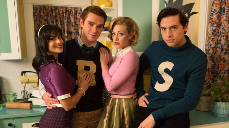 Winter is coming in summer, and the cast of Riverdale is embracing their Archie Comics roots. Those things aren't usually related, but they are in today's TV-Cap. Today's 'Cap has the Riverdale cast in some adorable throwback photos, news about the Game of Thrones season seven premiere date, a Legionvillain theory, and more.     Dreaming in Retro. Thursday's Riverdale began with a dream sequence that took the teen cast back in time. They donned some '50s era apparel f...