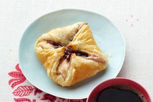 Maple-Raspberry Blossoms recipe