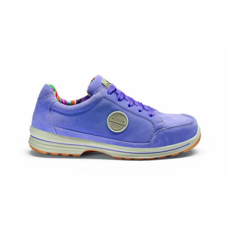 Zapato de seguridad DIKE LADY D LIKE S3 Lila glicina.