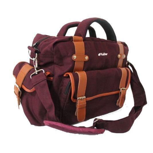 tas ransel vintage,,  pulcher bags - CRUX Maroon Rp. 229.000 // 085.7722.55000 - tasranselvintage.com
