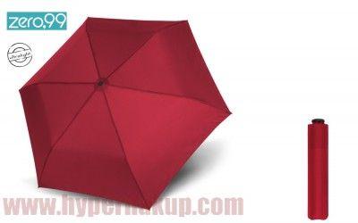 Dáždnik Doppler ZERO99 - unisex, skladací červený