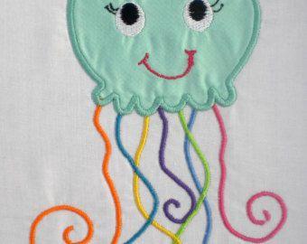 Sailboat Embroidery Design Applique