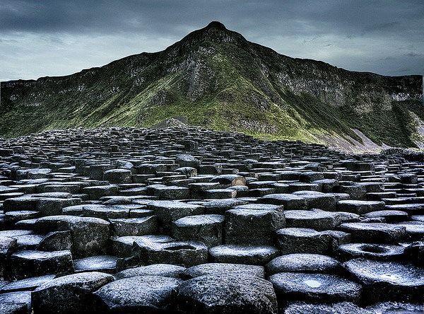 Тропа гигантов. Ирландия