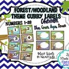 These labels can be used to number student cubbies, lockers, desks, book boxes, etc. There are blank labels also included in this file. There are 6...