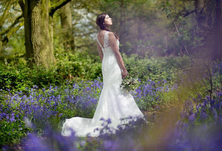 Photo by http://jessicajillphotography.com Flowers by www.hannahberryflowers.co.uk, Dress from www.bridalb.com/surrey