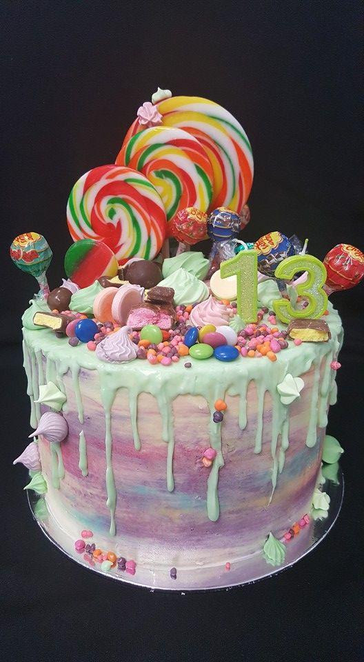 25 Best Lolly Cake Ideas On Pinterest Lollipop Cake