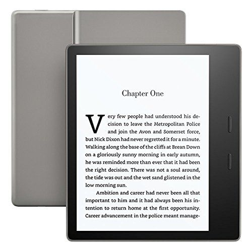 Vintage All New Kindle Oasis E reader Waterproof High Resolution