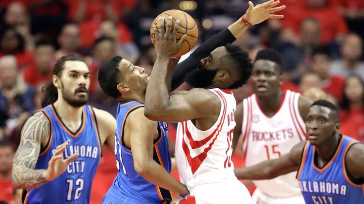 The Houston Rockets won Game 5 over the Thunder tonight, shooting their way out of a handful of Russell Westbrook-induced holes and taking a close one, 105-99. Much like the entire series, the game was excruciating to watch and the Thunder's brief flickers of life did little to stave off the feeling that they were inevitably going to break themselves trying in vain to stop the Rockets from getting to the line and teeing off on open threes. Houston won, as they should have, for they are the…