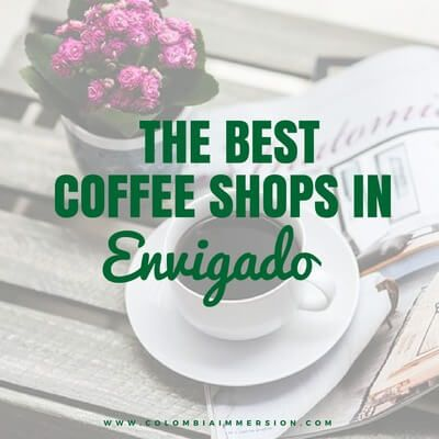 Top 5 Envigado Coffee Shops