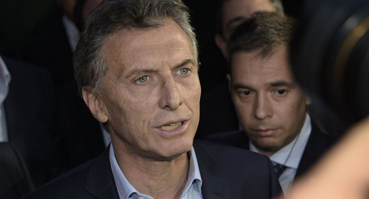 Argentine PresidentMauricio Macri Argentina President Mauricio Macri will address a civil court on Friday over Panama Papers allegations claiming that he was the director of an offshore company in the Bahamas.  Read more: http://sputniknews.com/latam/20160408/1037672265/mauricio-macri-court-over-panama-papers.html#ixzz45TaQbpwu