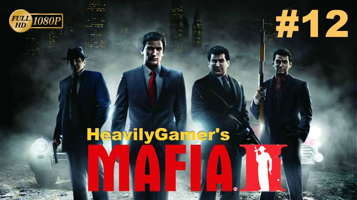 Mafia 2 Gameplay Walkthrough (PC) Chapter 12:Sea Gift/Loan To Buy Drugs