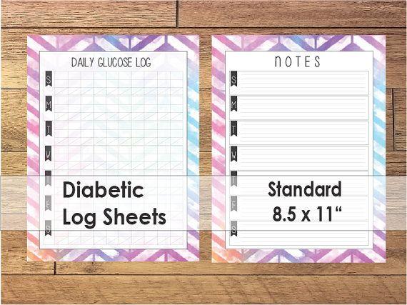 diabetes log sheets printable free juve cenitdelacabrera co