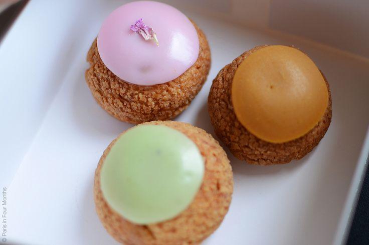 Pastries from Popelini in #Paris