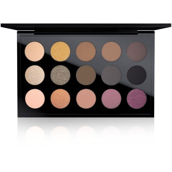 Mac Eye Shadow X 15 Palette: Mellow Moderns ($65) ❤ liked on Polyvore featuring beauty products, makeup, eye makeup, eyeshadow, mellow moderns, mac cosmetics, palette eyeshadow and mac cosmetics eyeshadow
