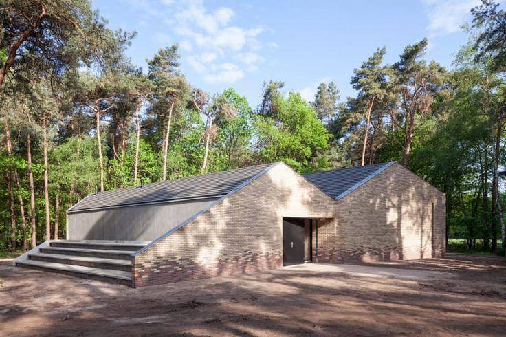 Reset architecture, Stijn Poelstra · Zonnewende Theatre Pavilion