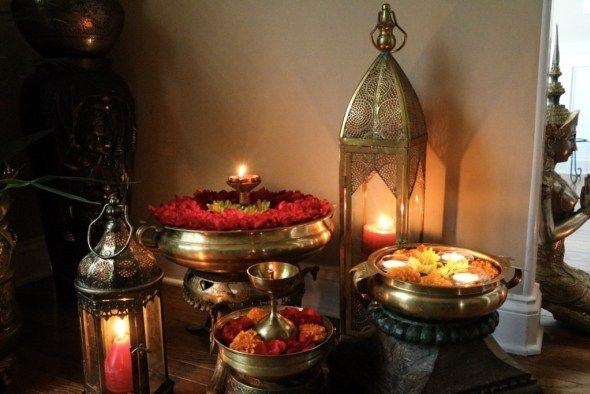 25 Unique Diwali Decorations At Home Ideas On Pinterest