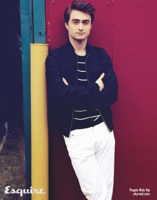 Danial Radcliffe!! :)  I mainly just think that he is amazing because he is british and played Harry Potter!