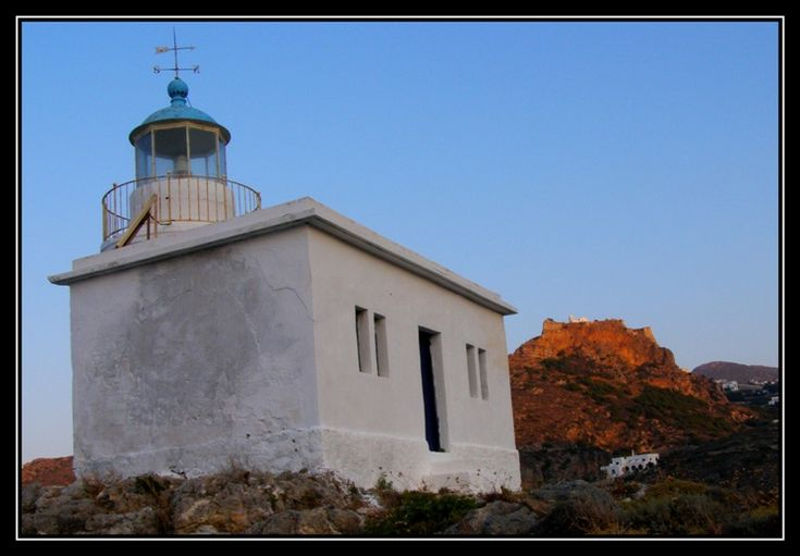 The lighthouse - Kythera, Lakonia