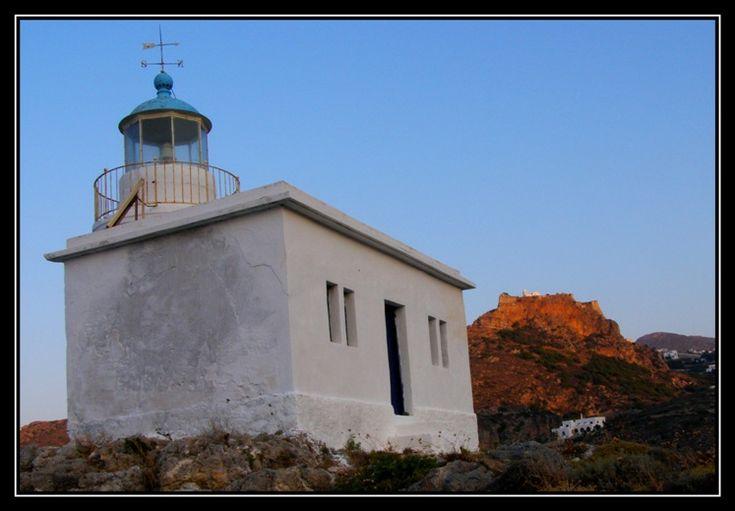 The lighthouse - Kythera, Lakonia