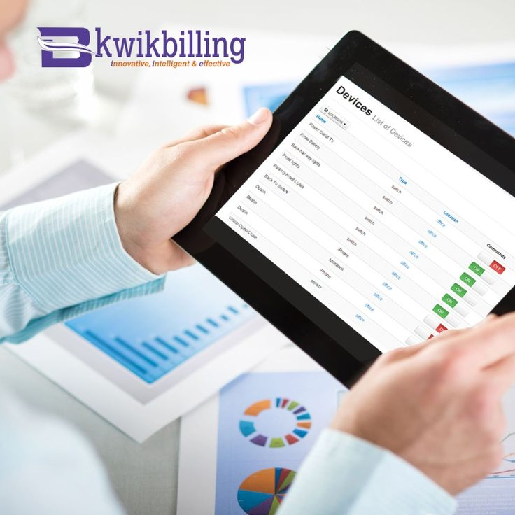 #KwikBilling - unique software, helps  you making your billing a very convenient.