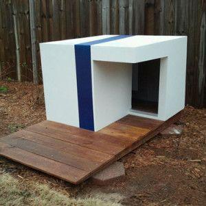 Meset Shop Modern Doghouses  WOWZAS!!!!