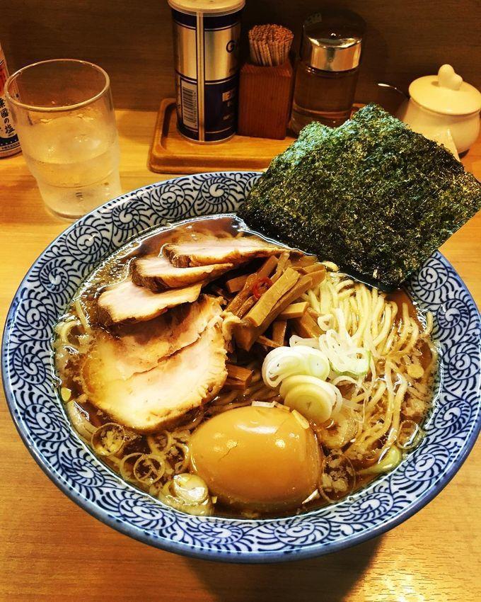 これがクセになる!煮干しラーメンにハマってしまう東京都内のお店6軒 | RETRIP
