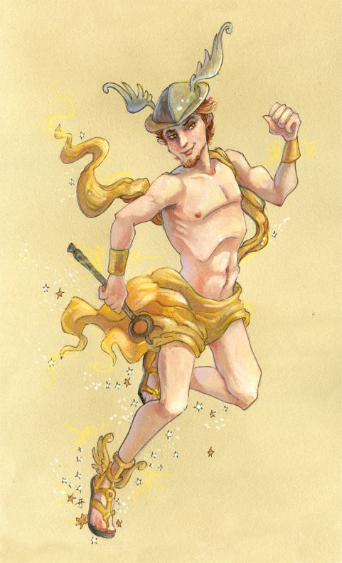 Hermes Greek God