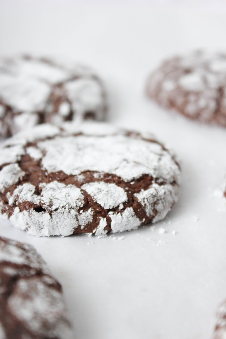 chocOlate candy cane cookies | FOODIE: Sweet Tooth | Pinterest