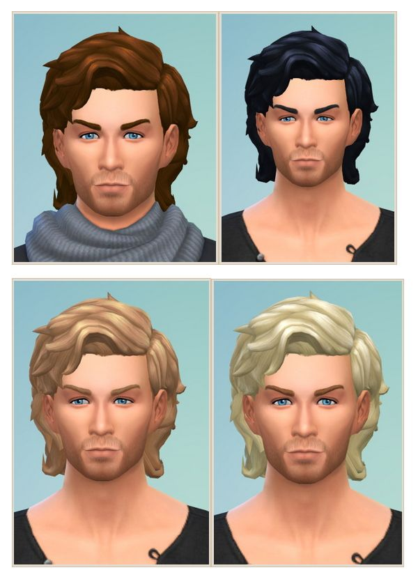 Windy Hair Male at Birksches Sims Blog via Sims 4 Updates