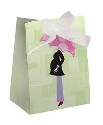 Idées cadeau aux invités de baby shower sur www.mybbshowershop.com