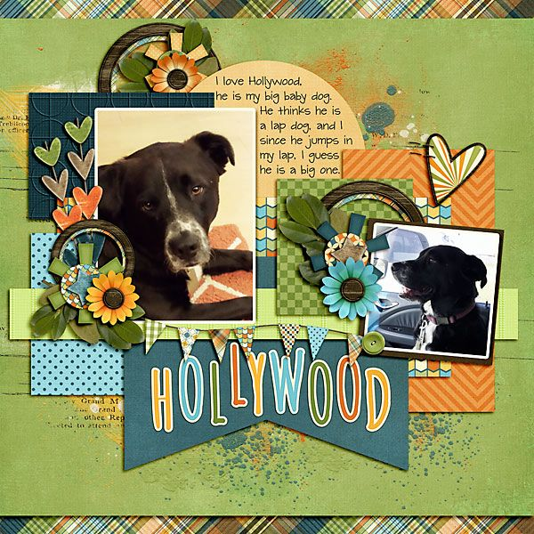 Lucky Boy Full Kit by Trixie Scraps Designs