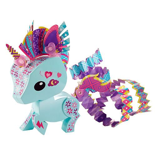 "AmiGami Unicorn and Crimper Set - Mattel - Toys ""R"" Us"