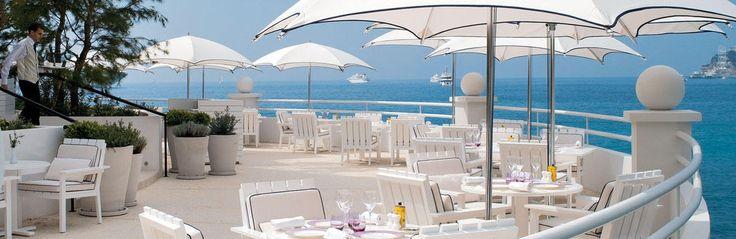 Hôtels et palaces de luxe à Monaco sur la Côte d'Azur | Monte-Carlo SBM #www.frenchriviera.com